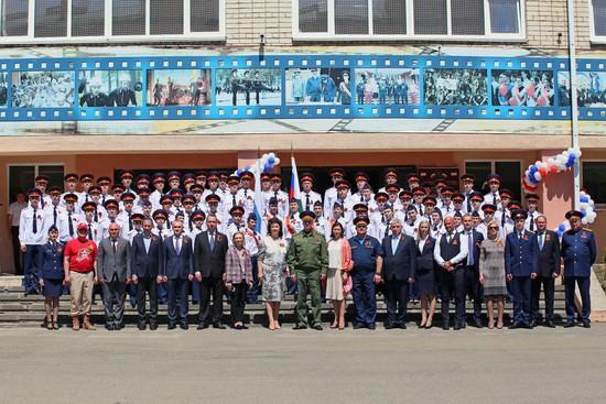 ВСтаврополе открыли музей имени генерал-лейтенанта юстиции Михаила Ядрова