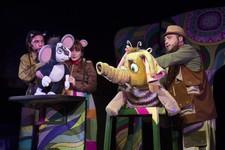Сцена из спектакля «Слономух».