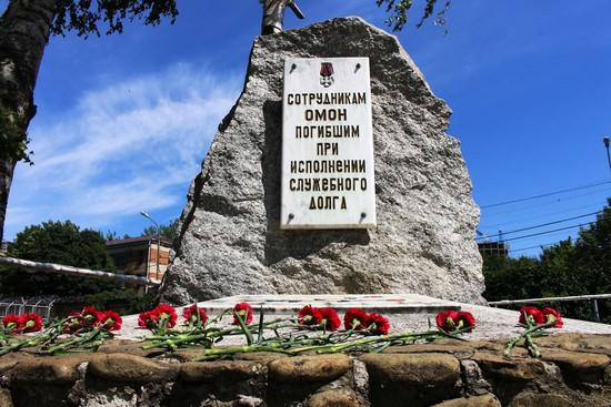 Памяти погибших в Буденновске