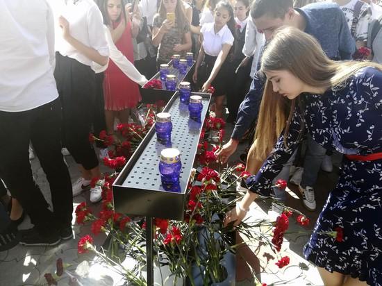 В краевом центре почтили память жертв терроризма